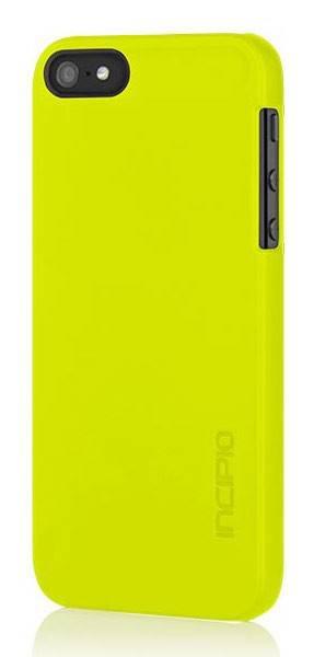 Чехол (клип-кейс) Incipio Feather (IPH-1117-LMGR) желтый - фото 1