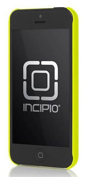 Чехол (клип-кейс) Incipio Feather (IPH-1117-LMGR) желтый - фото 2