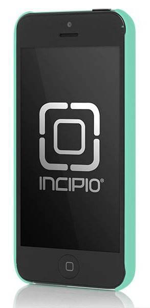 Чехол (клип-кейс) Incipio Feather (IPH-1117-MNTG) зеленый - фото 2