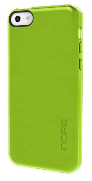 Чехол (клип-кейс) Incipio Feather Clear (IPH-1142-LIM) зеленый - фото 1