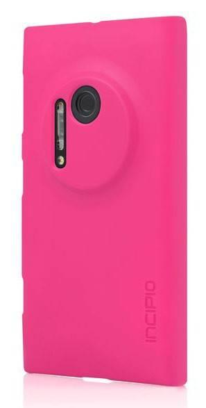 Чехол (клип-кейс) Incipio Feather (NK-175-PNK) розовый - фото 1