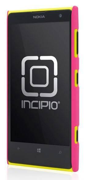 Чехол (клип-кейс) Incipio Feather (NK-175-PNK) розовый - фото 2