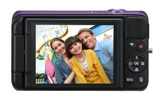 Фотоаппарат Nikon CoolPix S6600 фиолетовый - фото 3