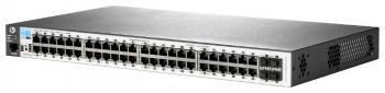 Коммутатор управляемый HPE 2530-48G-PoE+ (J9772A)