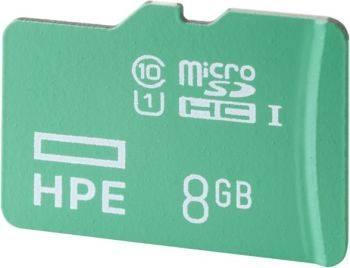Флеш карта HPE 726116-B21 micro SD 8Gb EM Kit