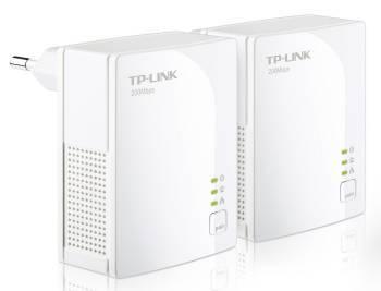 Сетевой адаптер HomePlug AV TP-Link TL-PA2010KIT RJ-45