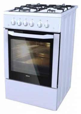 Плита Газовая Beko CSG 52111 GW белый
