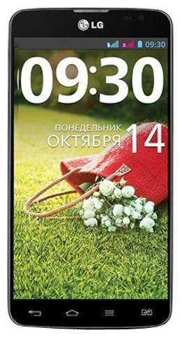 Смартфон LG G Pro Lite Dual D686 8ГБ черный - фото 1