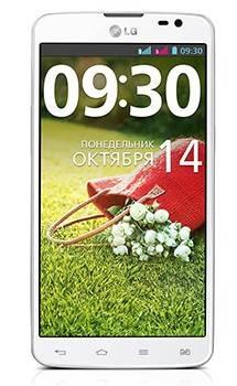 Смартфон LG G Pro Lite Dual D686 8ГБ белый - фото 1