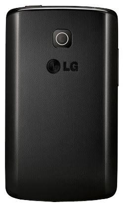 Смартфон LG Optimus L1 II Dual E420 черный - фото 2