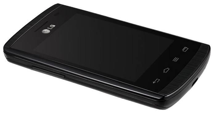 Смартфон LG Optimus L1 II Dual E420 черный - фото 4