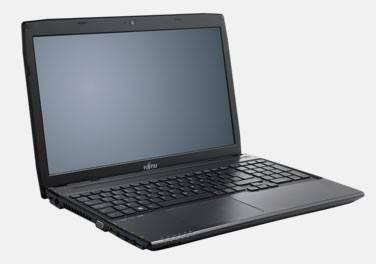 """Ноутбук 15.6"""" Fujitsu LifeBook AH544 черный - фото 3"""