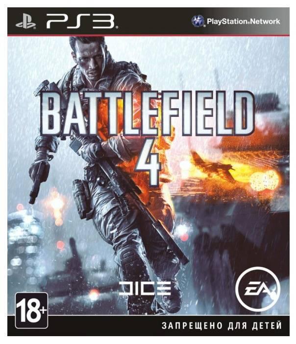 Игра для Play Station 3 Microsoft Battlefield 4 - фото 1