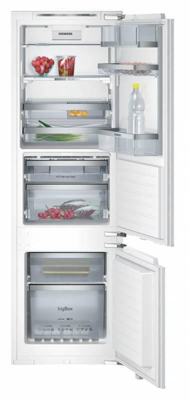 Холодильник Siemens KI39FP60RU белый - фото 1