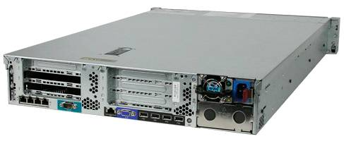 Сервер HPE ProLiant DL380p Gen8 - фото 9