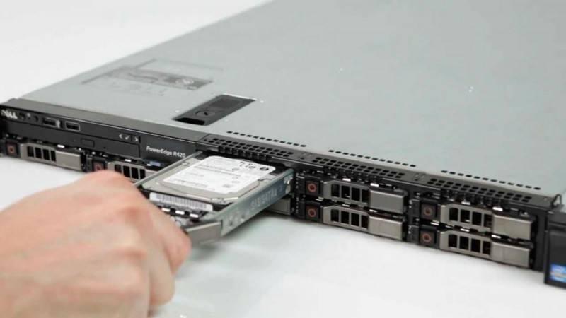 Сервер Dell PowerEdge R420 - фото 8