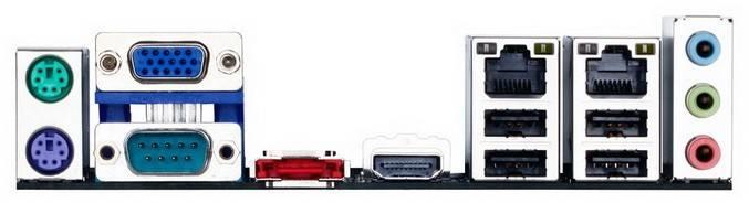 Материнская плата Gigabyte GA-C1037UN-EU  mini-ITX Ret - фото 4