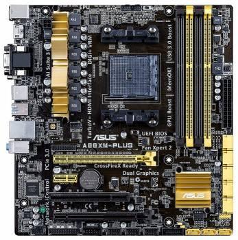 Материнская плата Soc-FM2+ Asus A88XM-PLUS mATX