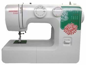Швейная машина Janome 5500 белый (5500 white)