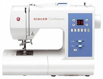 Швейная машина Singer Confidence 7465 белый