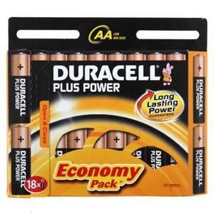 Батарея AA Duracell Basic LR6-18BL (18шт)
