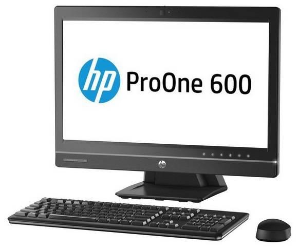 "Моноблок 21.5"" HP ProOne 600 G1 черный - фото 3"