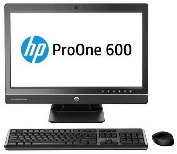 "Моноблок 21.5"" HP ProOne 600 G1 черный - фото 1"