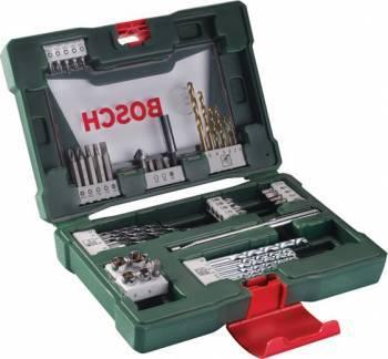 Набор принадлежностей Bosch V-line, 48 предметов (2607017314)