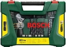 Набор принадлежностей Bosch V-line, 83 предмета (2607017193)