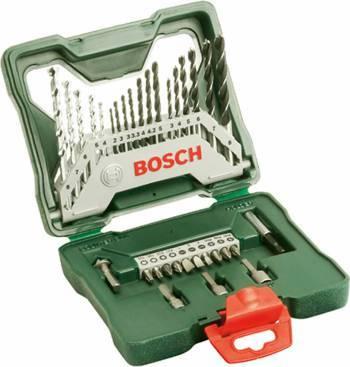 Набор принадлежностей Bosch X-Line-33, 33 предмета (2607019325)