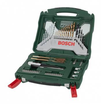 Набор принадлежностей Bosch X-Line-50, 50 предметов (2607019327)