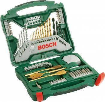 Набор принадлежностей Bosch X-Line-70, 70 предметов (2607019329)