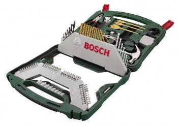 Набор принадлежностей Bosch X-Line-103, 103 предмета (2607019331)