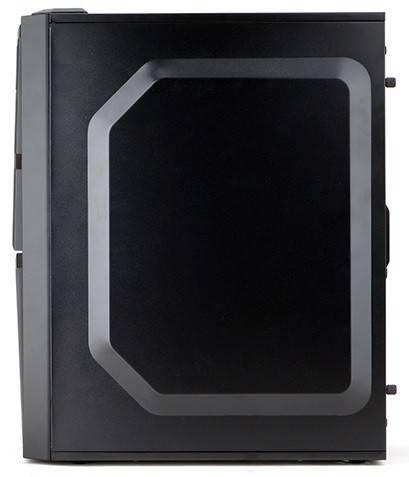 Корпус mATX Zalman ZM-T4 черный - фото 4