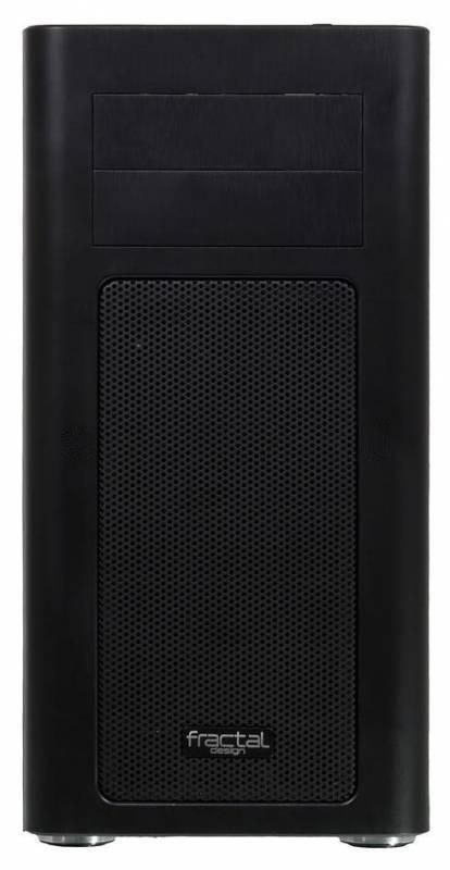 Корпус ATX Fractal Design Arc Midi R2 черный - фото 2