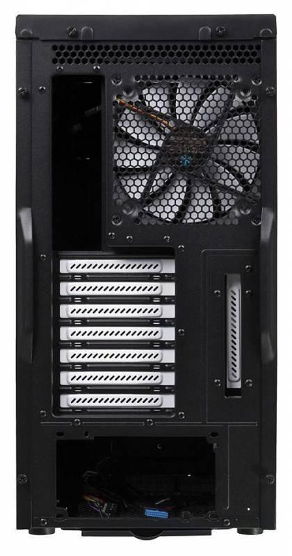 Корпус ATX Fractal Design Arc Midi R2 черный - фото 4