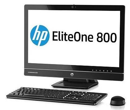 "Моноблок 23"" HP EliteOne 800 G1 черный - фото 2"
