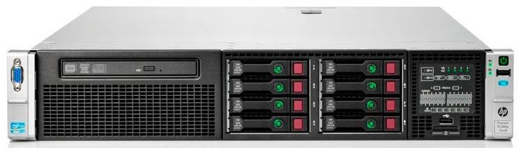 Сервер HP ProLiant DL380p Gen8 - фото 3