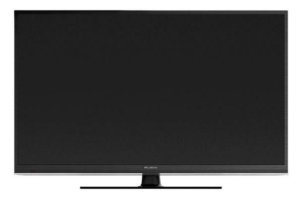 """Телевизор LED 24"""" Rubin RB-24SE8 черный - фото 1"""