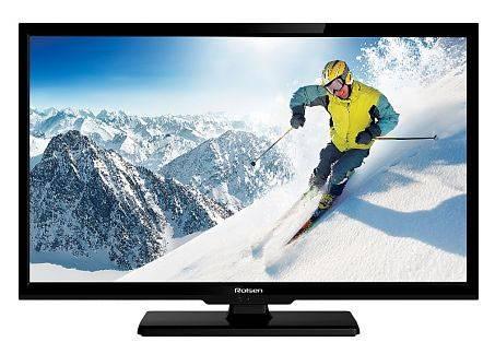 """Телевизор LED 22"""" Rolsen RL-22E1303F черный - фото 1"""