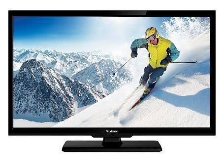 """Телевизор LED 19"""" Rolsen RL-19E1302 черный - фото 1"""