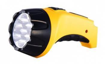 Ручной фонарь Яркий Луч LA-07 желтый