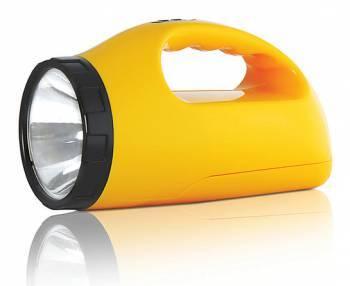 Универсальный фонарь Яркий Луч LA-1W желтый