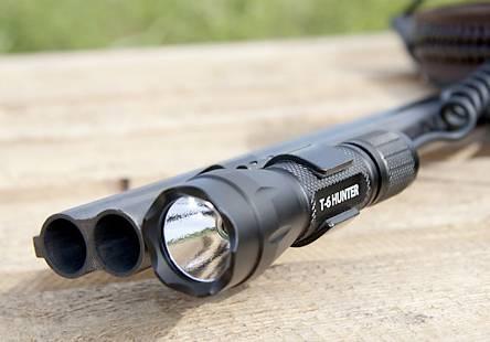Подствольный фонарь Яркий Луч T-6 черный - фото 5