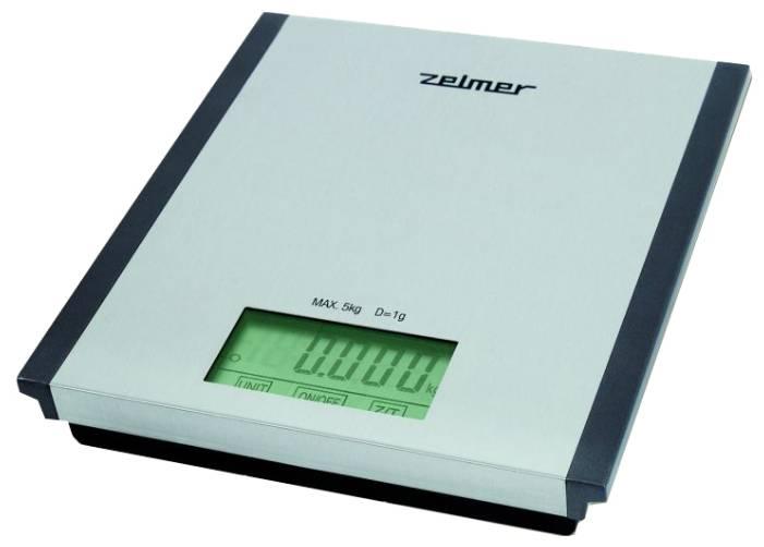 Кухонные весы Zelmer 34Z050 - фото 1