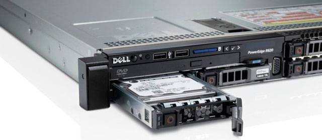 Сервер Dell PowerEdge R620 - фото 8