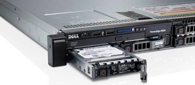 Сервер Dell PowerEdge R620 - фото 8