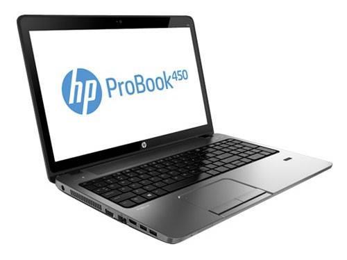 """Ноутбук 15.6"""" HP ProBook 450 черный - фото 3"""