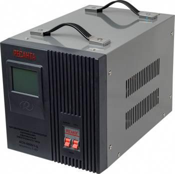 Стабилизатор напряжения Ресанта АСН-5000 / 1-Ц серый