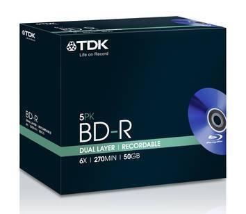 Диск для записи TDK t78059  - фото 1